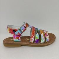 Chaussures Fille Sandales et Nu-pieds Bopy EPICA blanc