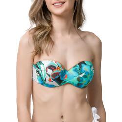 Vêtements Femme Maillots de bain séparables Luna Haut maillot de bain bandeau préformé Lily  Splendida Unique