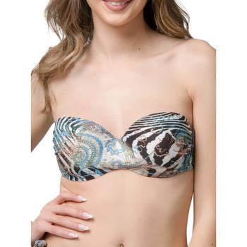 Vêtements Femme Maillots de bain séparables Luna Haut maillot de bain bandeau préformé Casablanca Unique