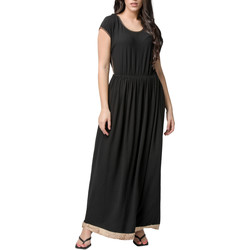 Vêtements Femme Robes longues Luna Robe longue estivale Savannah  Splendida Imprimé