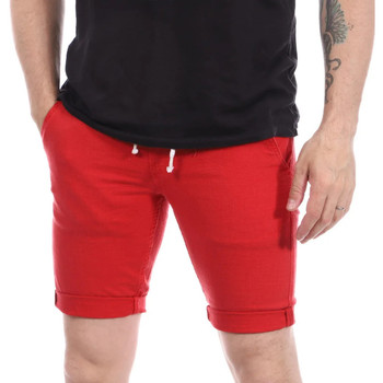 Vêtements Homme Shorts / Bermudas Paname Brothers PB-BRAVO Rouge