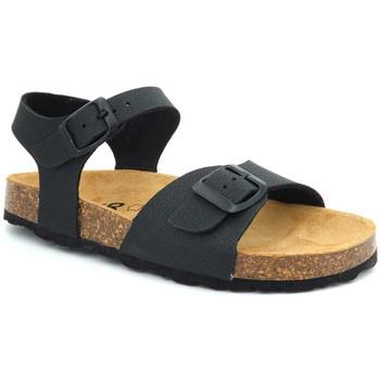 Chaussures Enfant Sandales et Nu-pieds Emma 7708 Noir