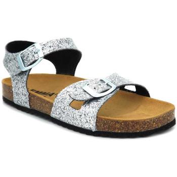 Chaussures Enfant Sandales et Nu-pieds Emma 8729 Argenté