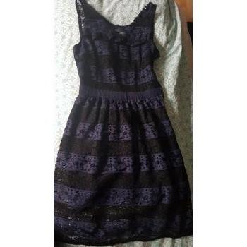 Vêtements Femme Robes courtes Naf Naf robe naf naf Bleu