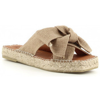 Chaussures Femme Mules Macarena MIKO 7 taupe Beige