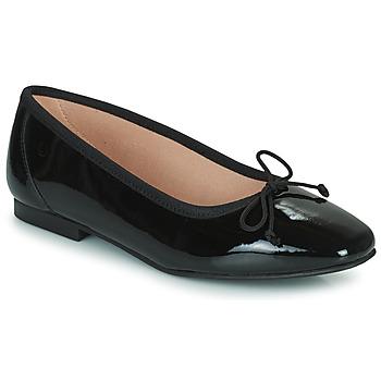 Chaussures Femme Ballerines / babies Betty London ONDINE Noir