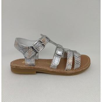 Chaussures Fille Sandales et Nu-pieds Bopy ESABOU Gris