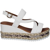 Chaussures Femme The Indian Face Bueno Shoes Q6002 BLANC