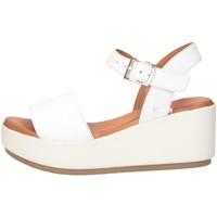 Chaussures Femme Sandales et Nu-pieds Hersuade 1501 Sandales Femme BLANC BLANC