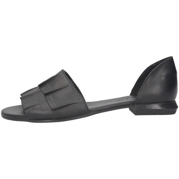 Chaussures Femme Sandales et Nu-pieds Hersuade 4004 Sandales Femme NOIR NOIR
