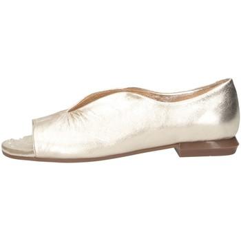 Chaussures Femme Sandales et Nu-pieds Hersuade 4001 Sandales Femme PLATINE PLATINE