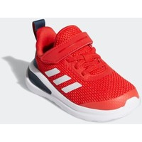 Chaussures Enfant Running / trail adidas Originals Fortarun K Rouge, Gris
