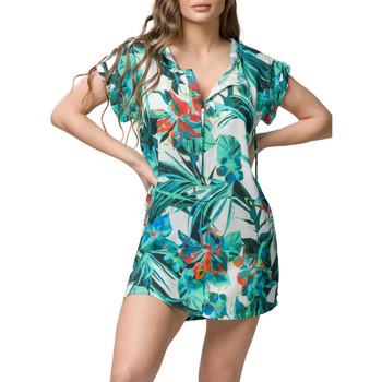 Vêtements Femme Robes courtes Luna Robe courte plage Lily  Splendida Unique