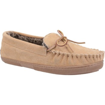 Chaussures Femme Chaussons Hush puppies  Marron clair