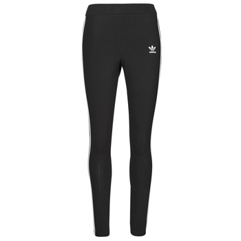 Vêtements Femme Leggings adidas Originals 3 STRIPES TIGHT Noir