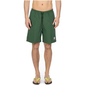 Vêtements Homme Shorts / Bermudas Department Five COLLINS BERMUDA COULISSE cc715-militare