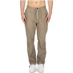 Vêtements Homme Pantalons Department Five BRUC PANTALONE CON COULISSE cc060-tortora