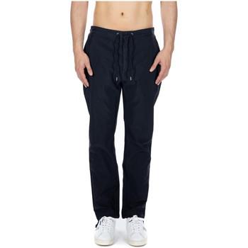 Vêtements Homme Pantalons Department Five BRUC PANTALONE CON COULISSE cc816-navy
