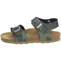 Chaussures Enfant Sandales et Nu-pieds Grunland SB1680-40 Vert foncé