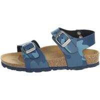 Chaussures Enfant Sandales et Nu-pieds Grunland SB1680-40 Bleu