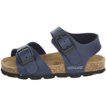 Chaussures Enfant Sandales et Nu-pieds Grunland SB0027-40 Bleu