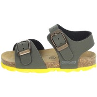 Chaussures Enfant Sandales et Nu-pieds Grunland SB0025-40 Vert foncé