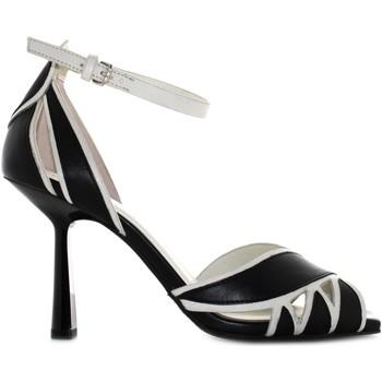 Chaussures Femme Escarpins Elvio Zanon EN2607X Nero / panna
