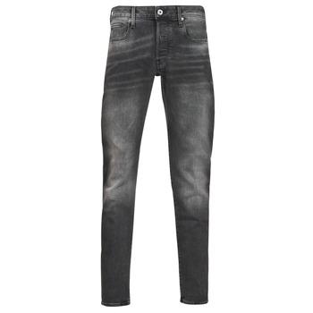 Vêtements Homme Jeans slim G-Star Raw 3301 SLIM Gris