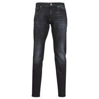 Vêtements Homme Jeans skinny G-Star Raw REVEND SKINNY Noir