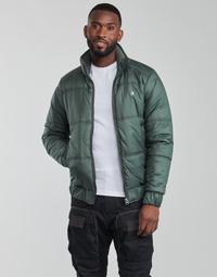 Vêtements Homme Doudounes G-Star Raw MEEFIC QUILTED JKT Vert