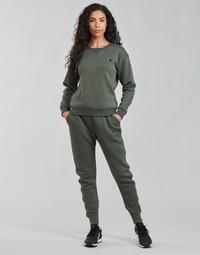 Vêtements Femme Pantalons de survêtement G-Star Raw PREMIUM CORE 3D TAPERED SW PANT WMN Gris