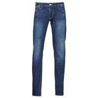 Vêtements Homme Jeans slim CARAMEL & CIE 712 JOGG Bleu