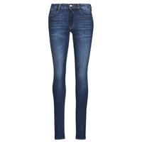 Vêtements Femme Jeans slim Le Temps des Cerises PULP HIGH OLBIA Bleu