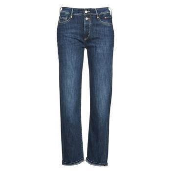 Vêtements Femme Jeans 3/4 & 7/8 Le Temps des Cerises 400/18 BASIC Bleu