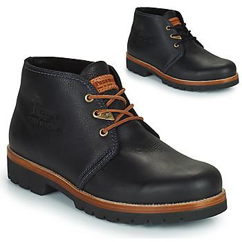 Chaussures Homme Boots Panama Jack BOTA PANAMA Noir