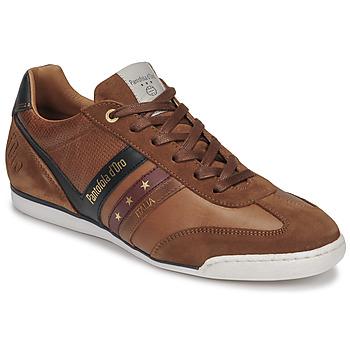 Chaussures Homme Baskets basses Pantofola d'Oro VASTO UOMO LOW Marron