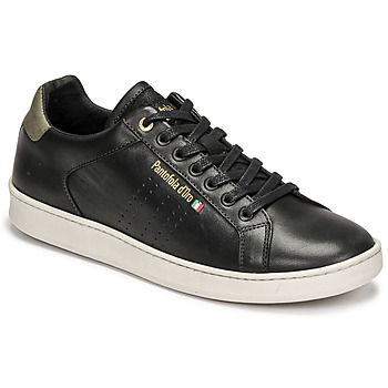 Chaussures Homme Baskets basses Pantofola d'Oro ARONA UOMO LOW Noir
