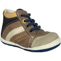 Chaussures Garçon Boots Bellamy Saber Gris