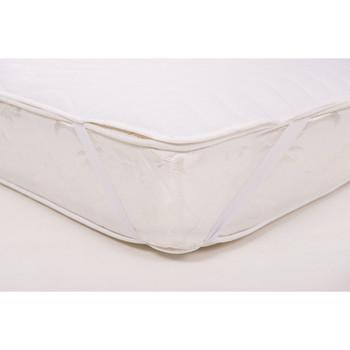 Maison & Déco Draps housse Blanc Des Vosges Alèses protèges matelas - Molleton coton et PVC autres