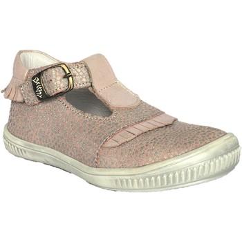 Chaussures Fille Sandales et Nu-pieds Bellamy Savan rose