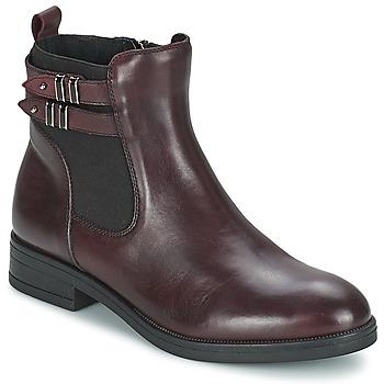 Bottines / Boots Betty London MOLOGA Bordeaux 350x350