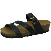 Chaussures Femme Sandales et Nu-pieds Biobio  Noir