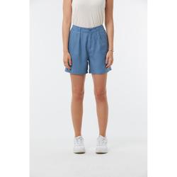 Vêtements Femme Shorts / Bermudas Lee Cooper Short NALIA Grenat Grey Blue