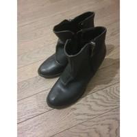 Chaussures Femme Bottines 1964 Shoes Bottines T39 Noir
