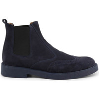 Chaussures Homme Boots Duca Di Morrone - 101_camoscio-s Bleu