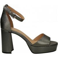 Chaussures Femme Sandales et Nu-pieds Apepazza ALISON pewter