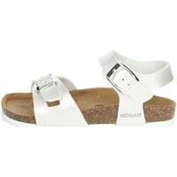 Chaussures Fille Sandales et Nu-pieds Grunland SB0646-40 Perle