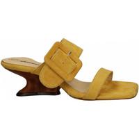 Chaussures Femme Mules L'arianna CAMO safron