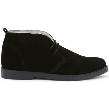 Chaussures Homme Boots Duca Di Morrone - 221d_camoscio Noir