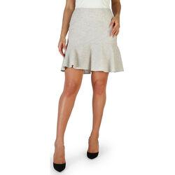 Vêtements Femme Jupes Fontana - iride Gris